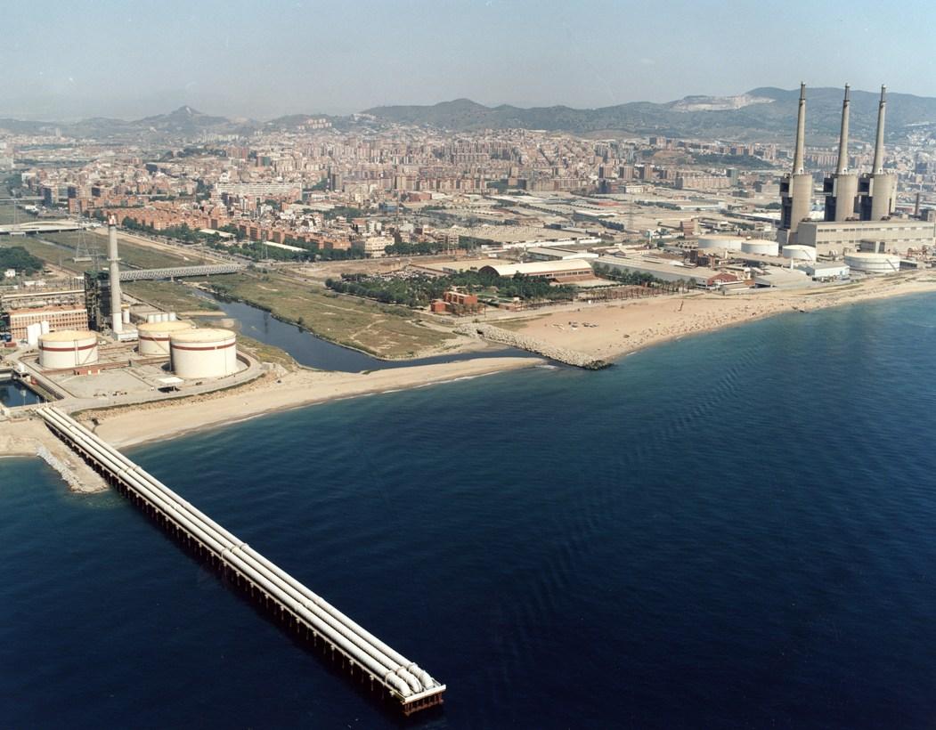 El tiempo en playa de platja de l 39 estaci badalona for Piscinas nudistas barcelona
