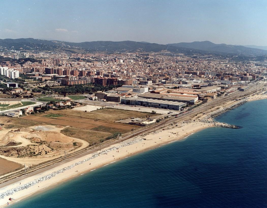 El tiempo en de ponent playa en matar barcelona - Temperatura en mataro ahora ...