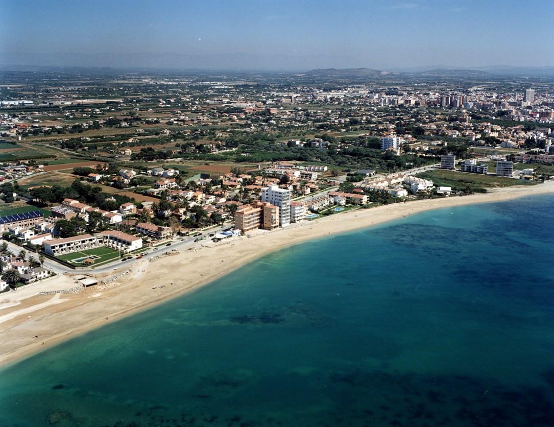 El tiempo en playa de la caracola playa en benicarl - El tiempo torreblanca castellon ...