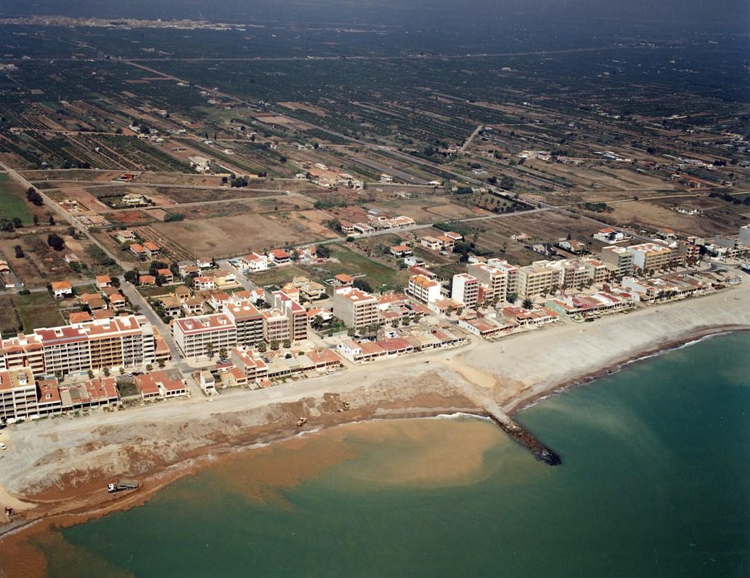 El tiempo en playa les marines playa en nules - El tiempo torreblanca castellon ...