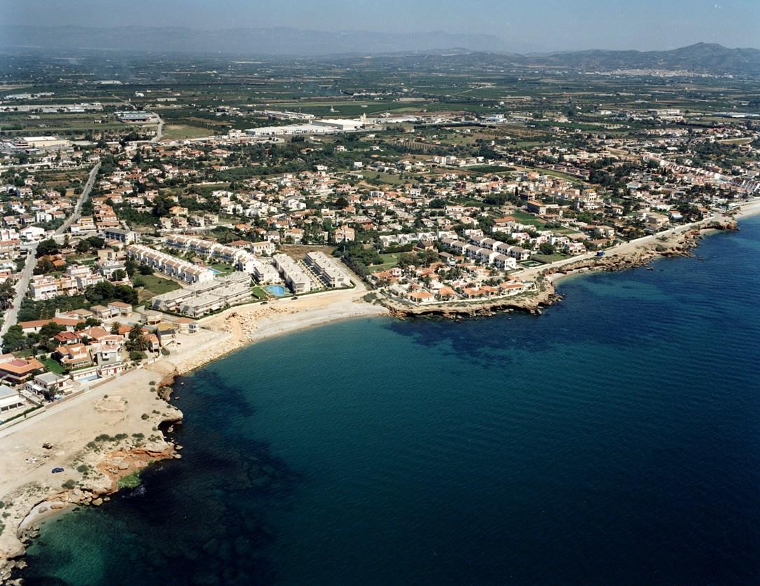 El tiempo en cala del saldonar playa en vinar s castell n comunidad valenciana - El tiempo torreblanca castellon ...