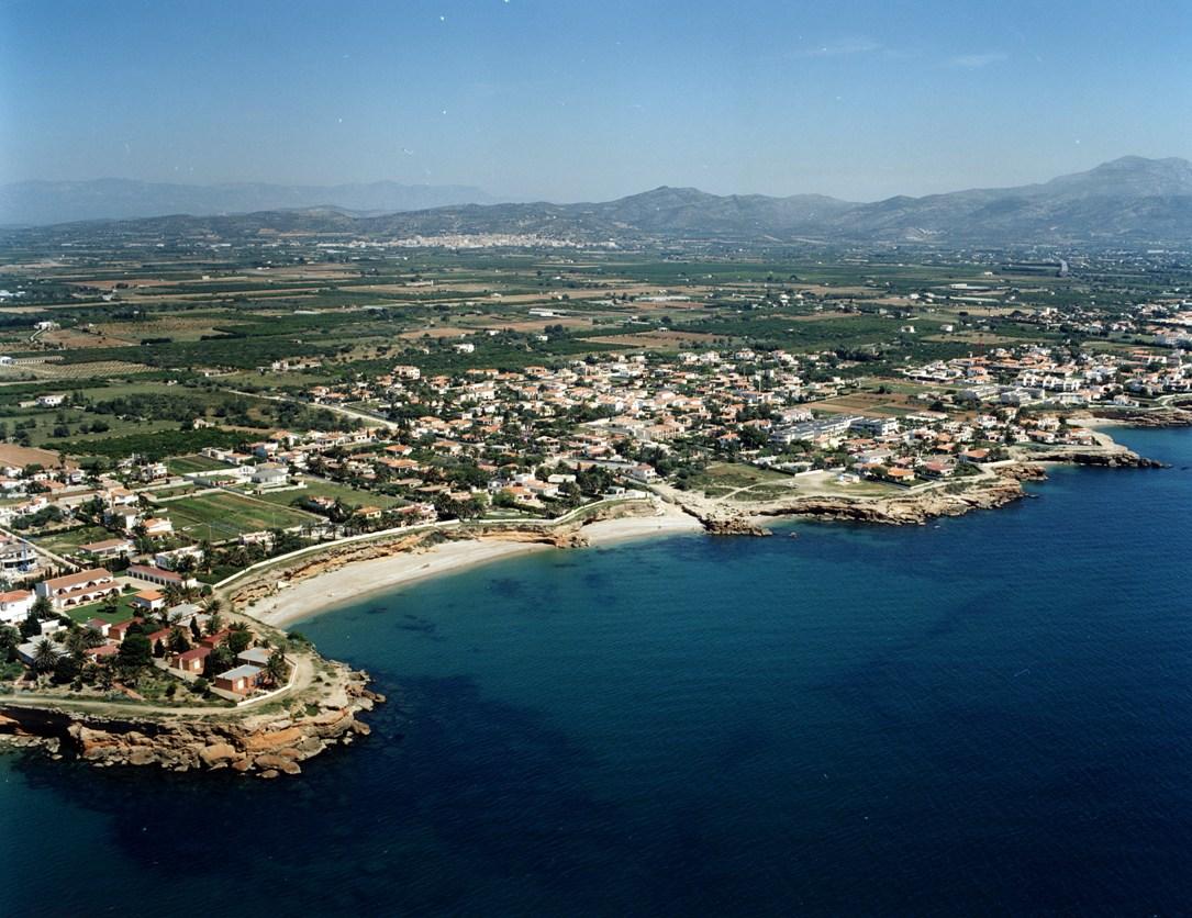 El tiempo en cala del pastor playa en vinar s - El tiempo torreblanca castellon ...