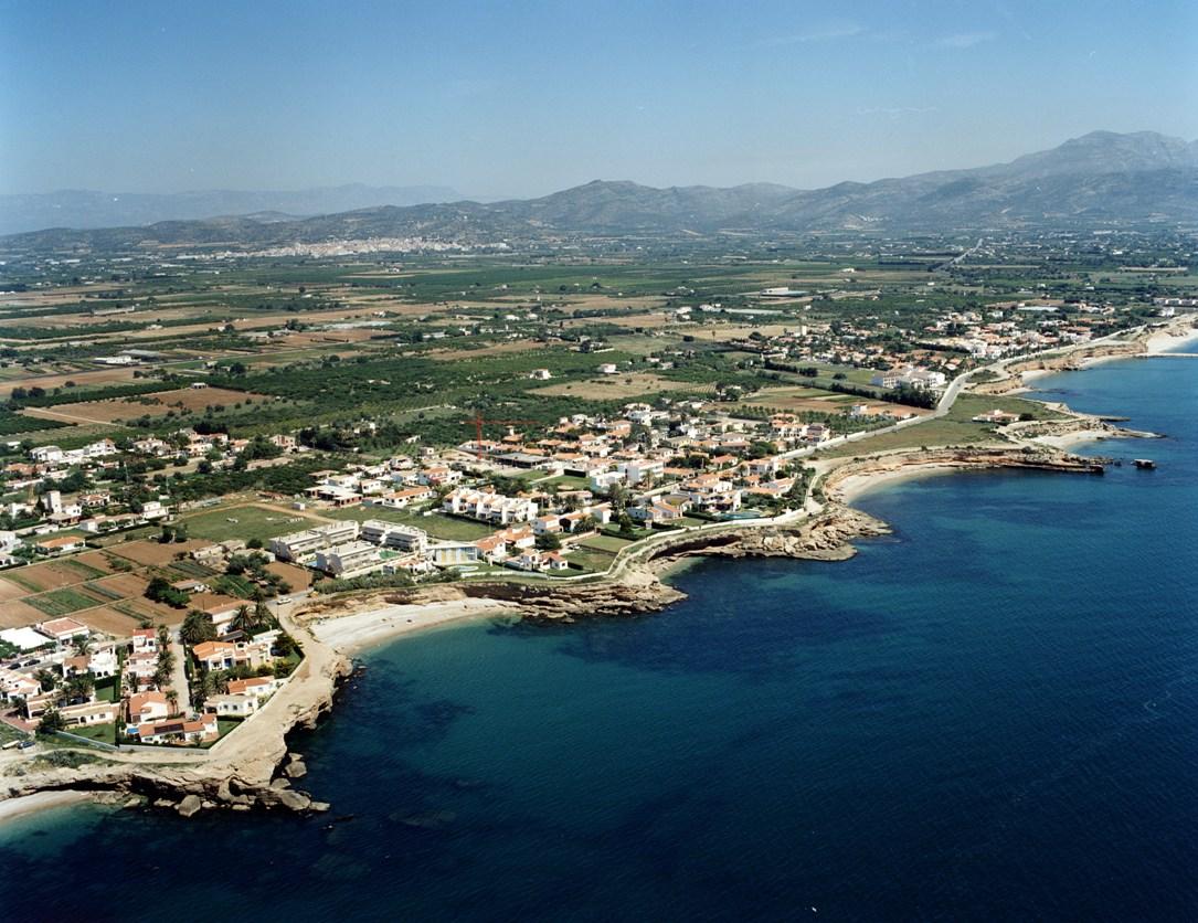 El tiempo en cala de la roca plana playa en vinar s - El tiempo torreblanca castellon ...