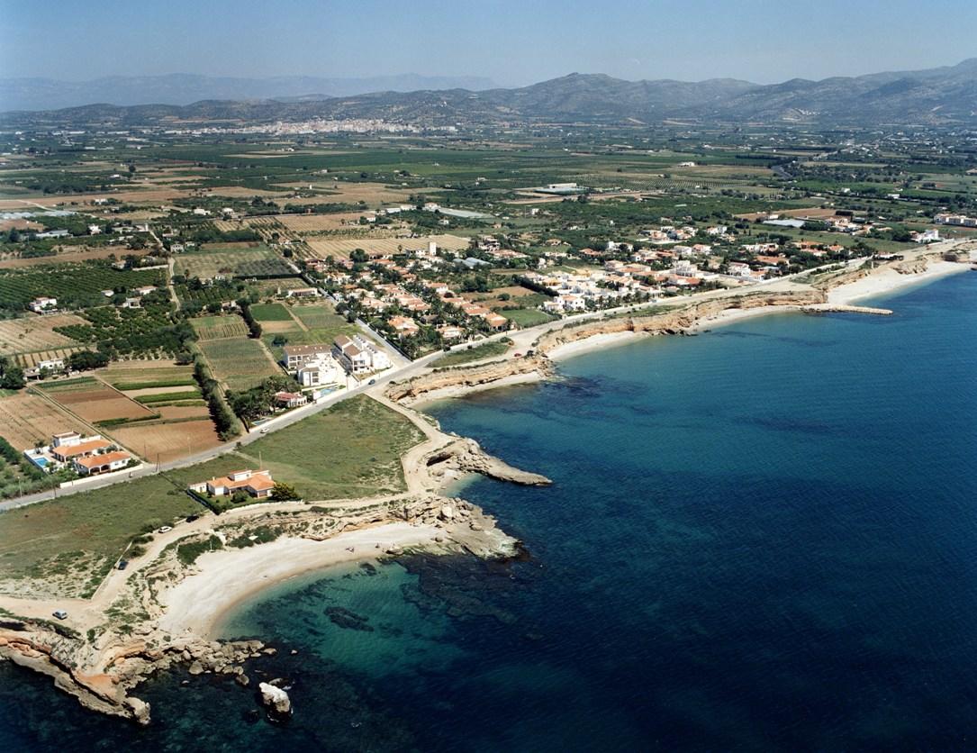 El tiempo en cala de les llanetes playa en vinar s - El tiempo torreblanca castellon ...