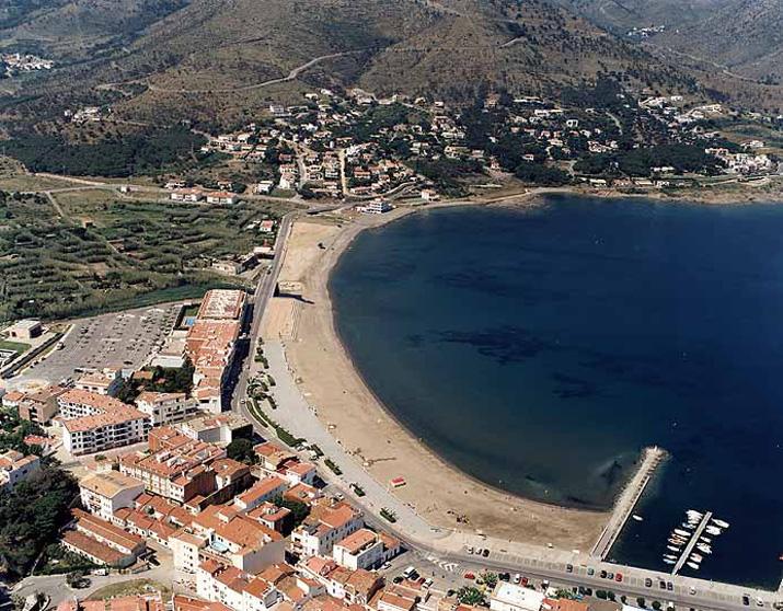 El tiempo en playa de l 39 arola port de la selva girona catalu a - El tiempo en macanet de la selva ...