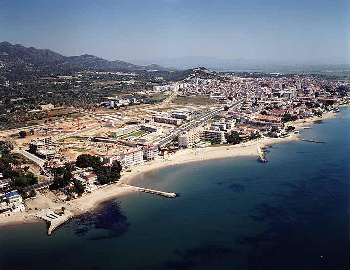 El tiempo en playa de aiguassera sant carles de la for Sant carles de la rapita fotos