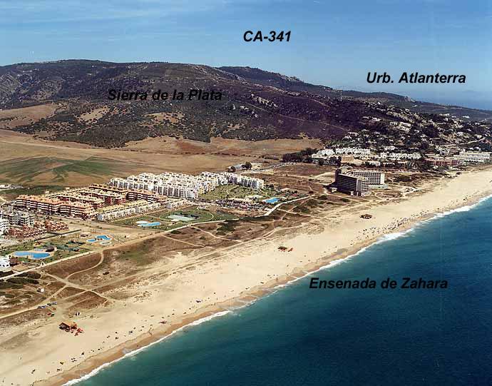 El Tiempo en Playa de Zahara de los Atunes - Barbate - Cádiz (Andalucía)