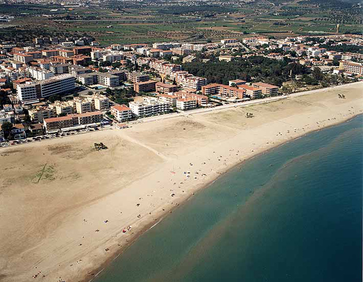 El tiempo en playa de sant salvador el vendrell for Pisos en el vendrell