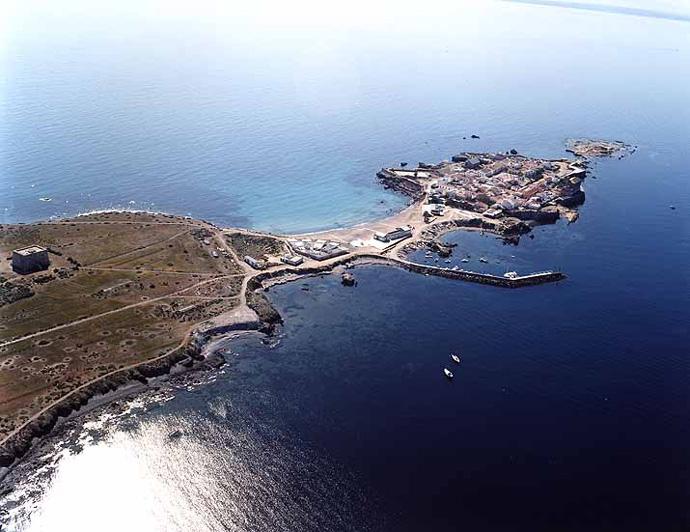 El tiempo en playa de puerto viejo isla de tabarca - Alojamiento en isla de tabarca ...