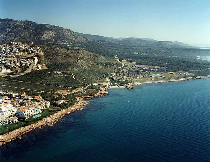 El tiempo en cala blanca playa en alcal de xivert - El tiempo en torreblanca castellon ...
