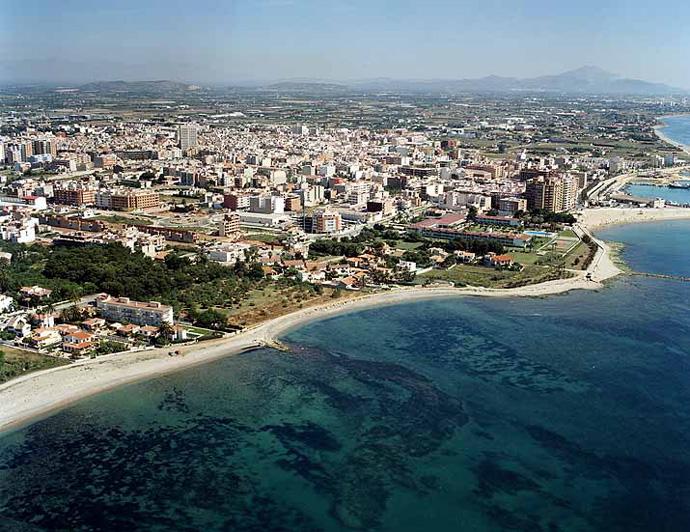 El tiempo en playa de gurur benicarl castell n - El tiempo torreblanca castellon ...