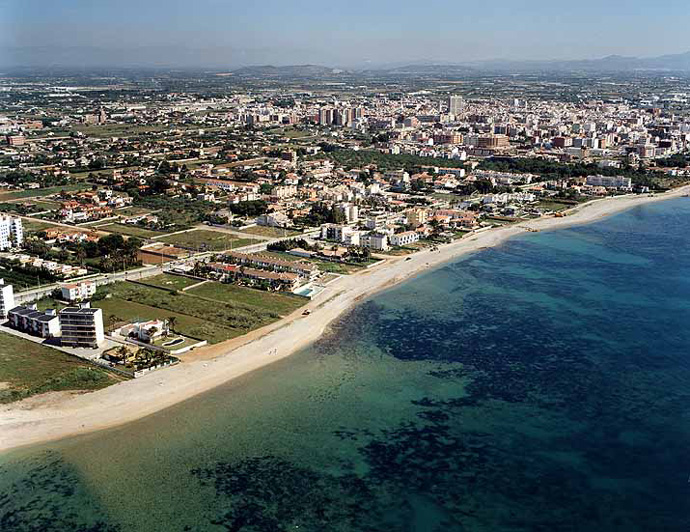 El tiempo en playa de morrongo benicarl castell n - El tiempo torreblanca castellon ...