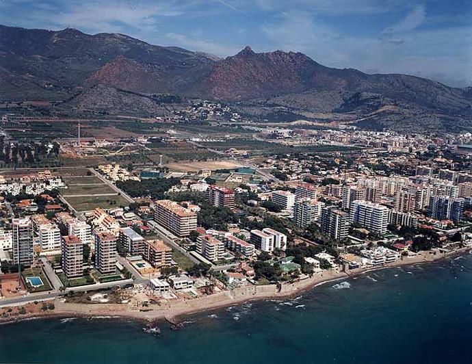El tiempo en playa de els terrers benic ssim castell n - El tiempo en almazora castellon ...