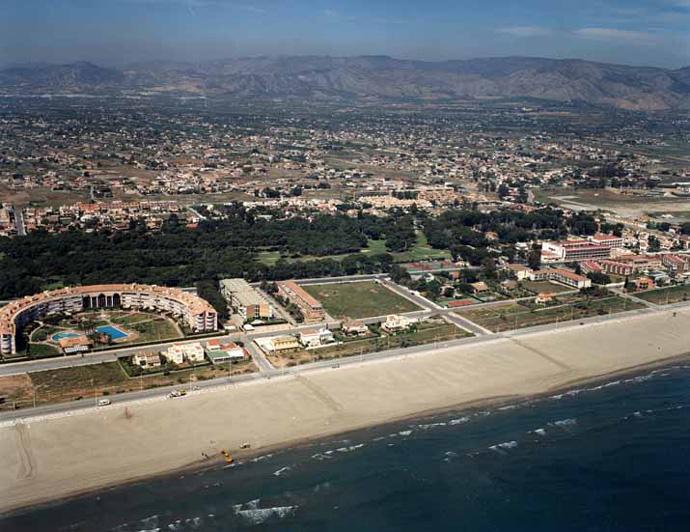El tiempo en playa de el pinar castell n de la plana - El tiempo torreblanca castellon ...