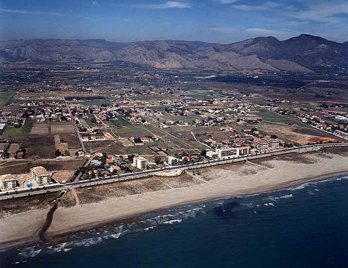 El tiempo en playa de el serradal castell n de la plana - El tiempo torreblanca castellon ...