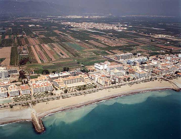 El tiempo en playa de el grau moncofa castell n - El tiempo torreblanca castellon ...