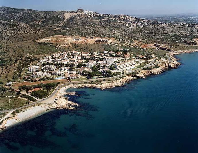 El tiempo en cala del moro playa en pen scola pe scola - El tiempo torreblanca castellon ...