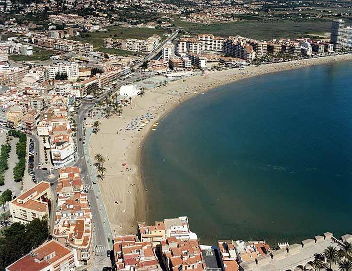 El tiempo en playa de playa norte pen scola pe scola - El tiempo en torreblanca castellon ...