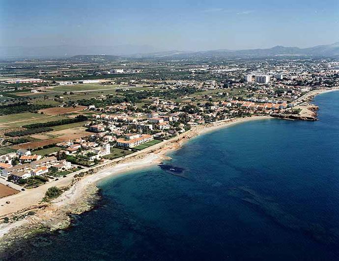 El tiempo en cala puntal playa en vinar s castell n comunidad valenciana - El tiempo torreblanca castellon ...