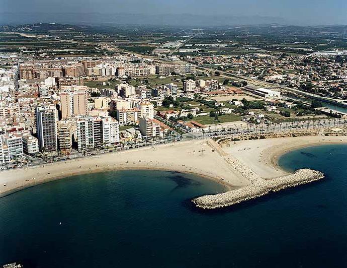 El tiempo en playa de playa del riu cervol vinar s - El tiempo en torreblanca castellon ...