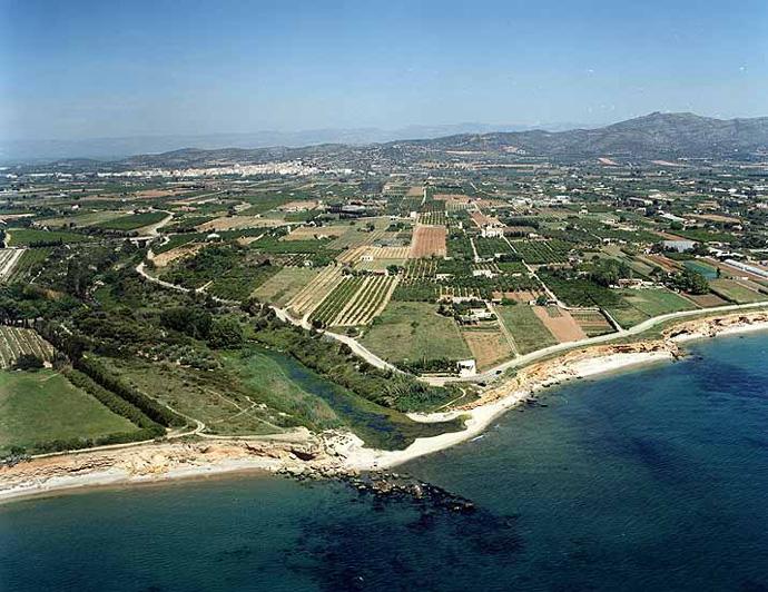 El tiempo en playa de riu senia vinar s castell n comunidad valenciana - El tiempo torreblanca castellon ...