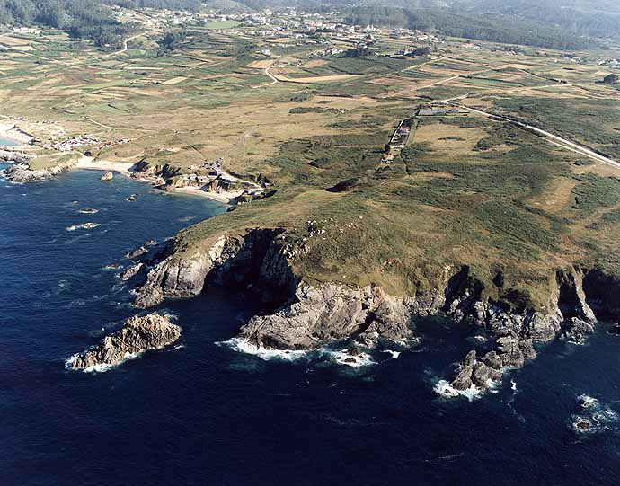 El tiempo en playa de ponzos ferrol a coru a galicia - Temperatura actual ferrol ...