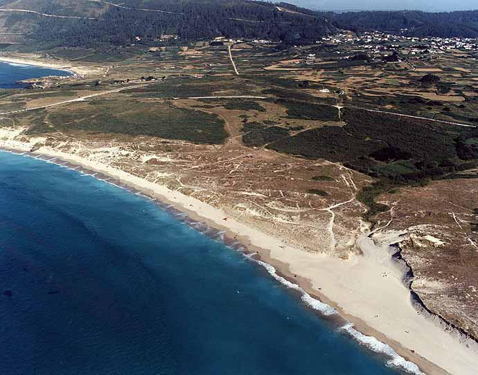 El tiempo en playa de santa comba ferrol a coru a - Temperatura actual ferrol ...