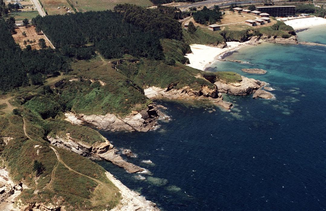 El tiempo en playa de area brava foz lugo galicia - El tiempo en parga lugo ...