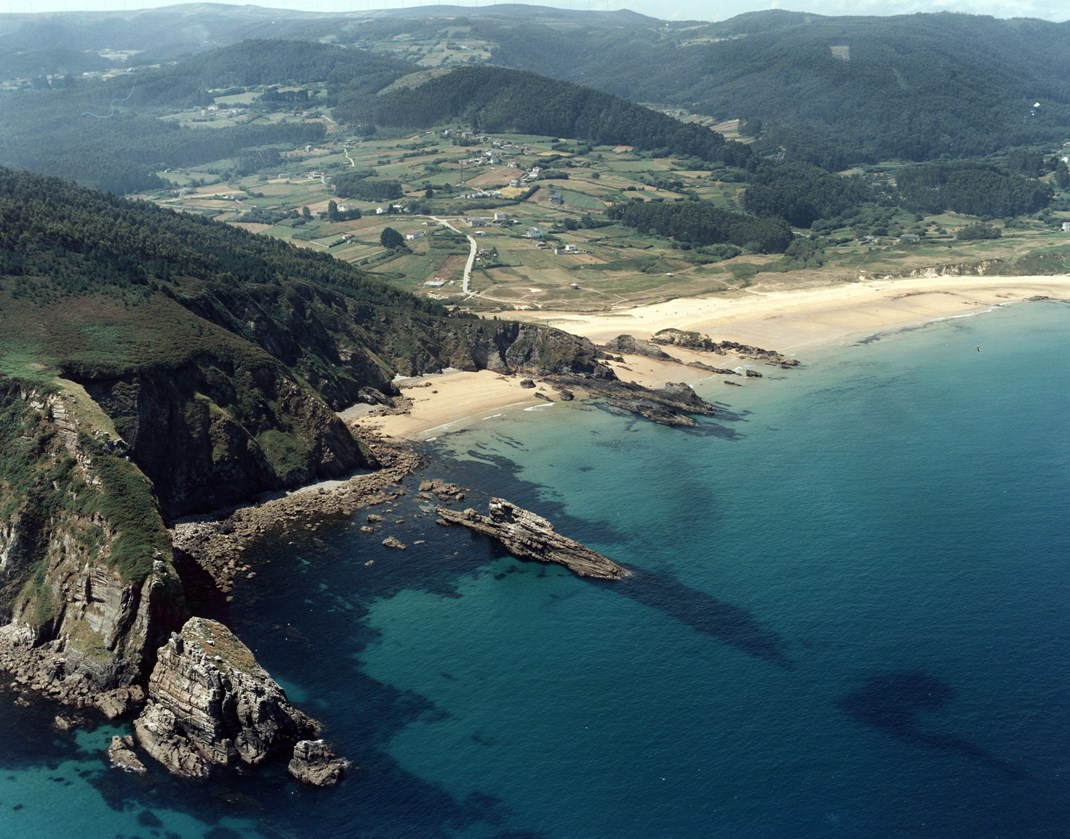 El tiempo en playa de san rom n o vicedo lugo galicia - El tiempo en parga lugo ...