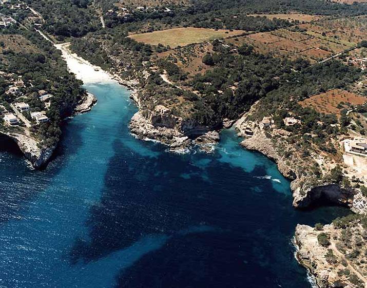 El Tiempo en Cala Llombards - Playa en Santanyí (Mallorca - Islas Baleares)