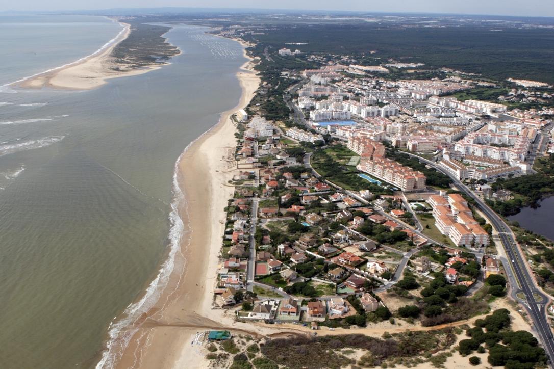 cámara web árabe paseo cerca de Huelva