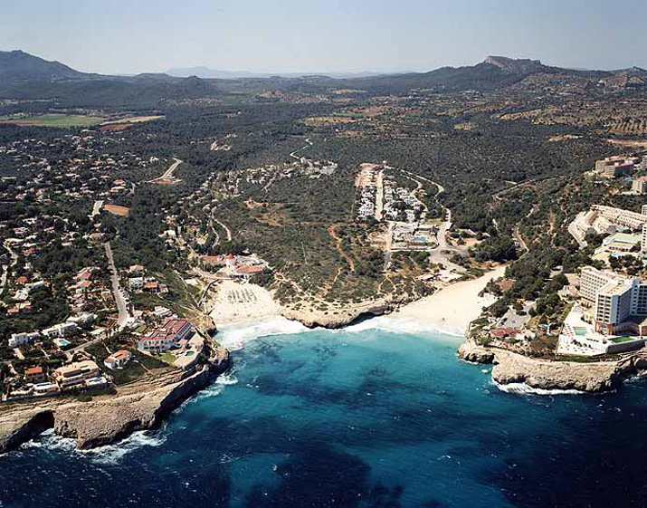 El Tiempo en Cala Domingos - Playa en Manacor (Mallorca - Islas Baleares)