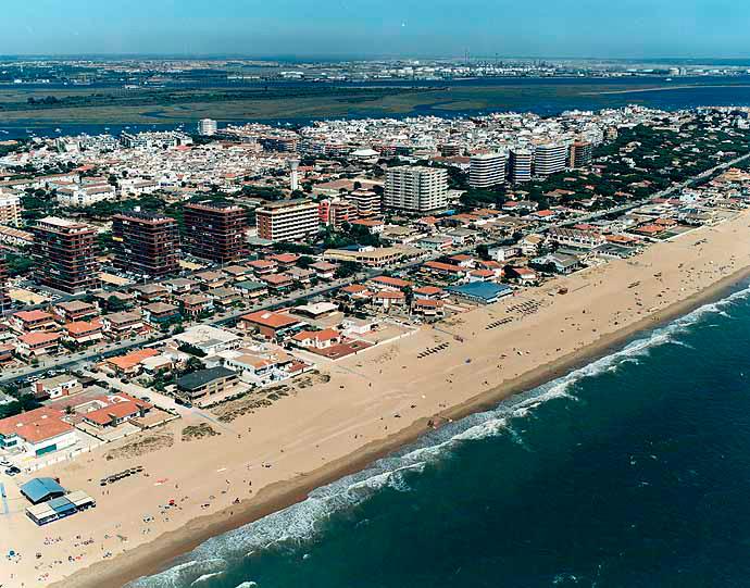 Punta Umbria Spain  city pictures gallery : El Tiempo en Playa de Punta Umbría en Punta Umbría Huelva ...