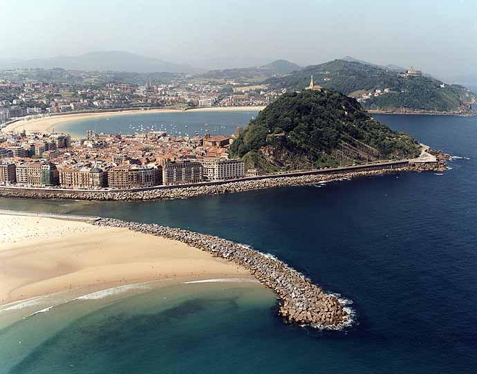 El tiempo en playa de la concha donostia san sebasti n - Clima en donostia san sebastian ...