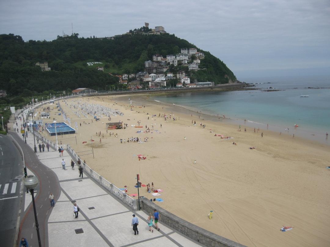 El tiempo en playa de ondarreta donostia san sebasti n - Clima en donostia san sebastian ...