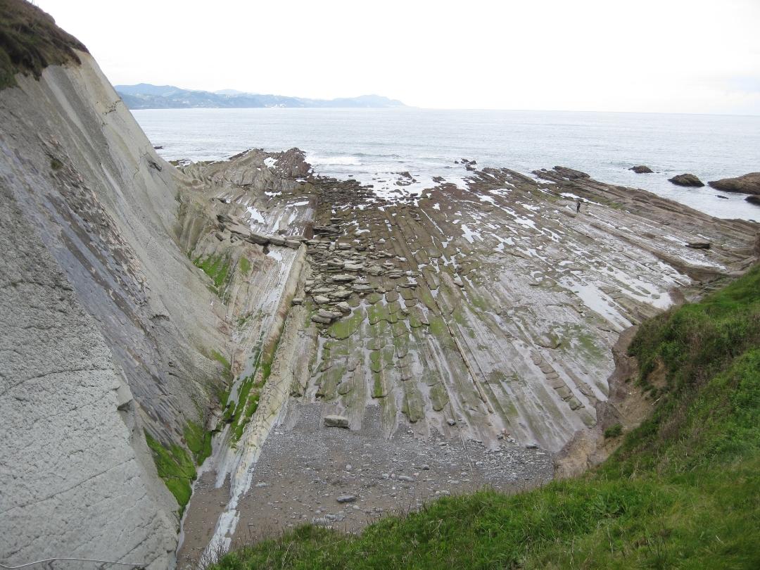 El tiempo en playa de algorri zumaia gipuzkoa pa s for Oficina turismo zumaia