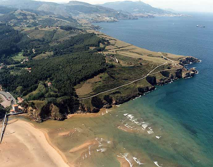 El Tiempo en Playa de La Arena - Zierbena - Bizkaia (País Vasco/Euskadi)