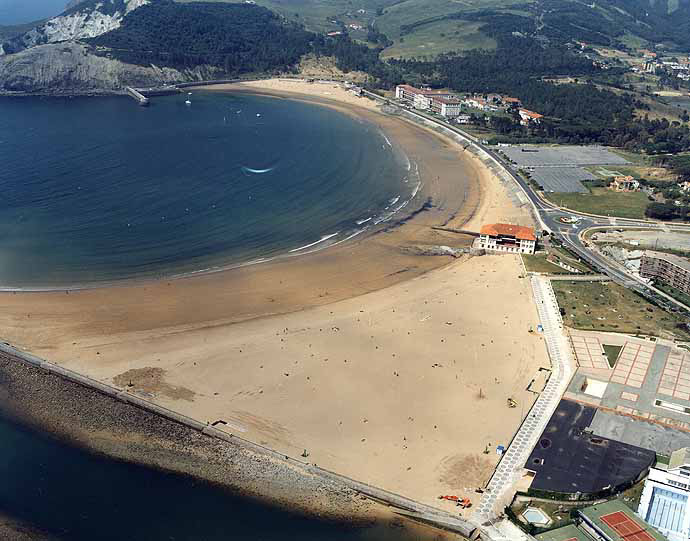 El tiempo en playa de plentzia plentzia bizkaia pa s - Temperatura en plentzia ...