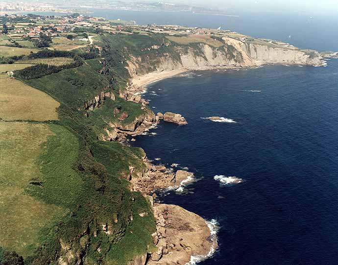 El tiempo en playa de cagonera y ser n gij n asturias - El tiempo gijon detallado ...