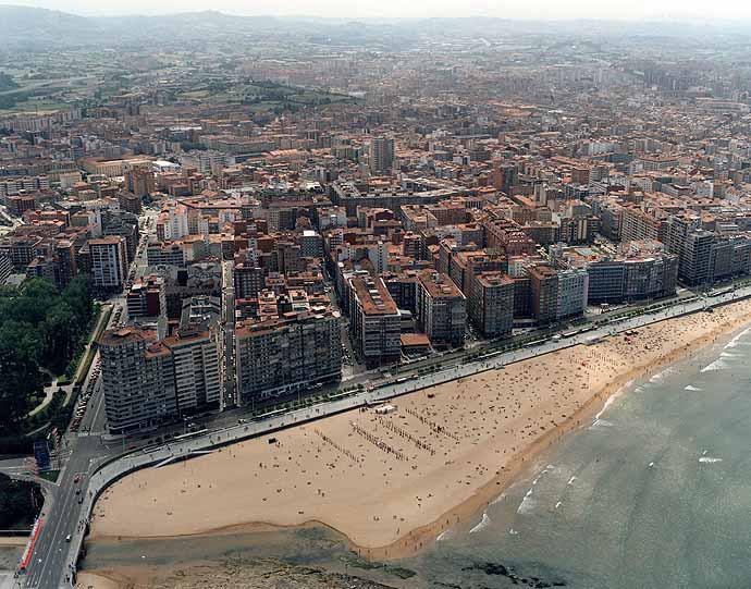 El tiempo en playa de san lorenzo gij n asturias - El tiempo gijon detallado ...
