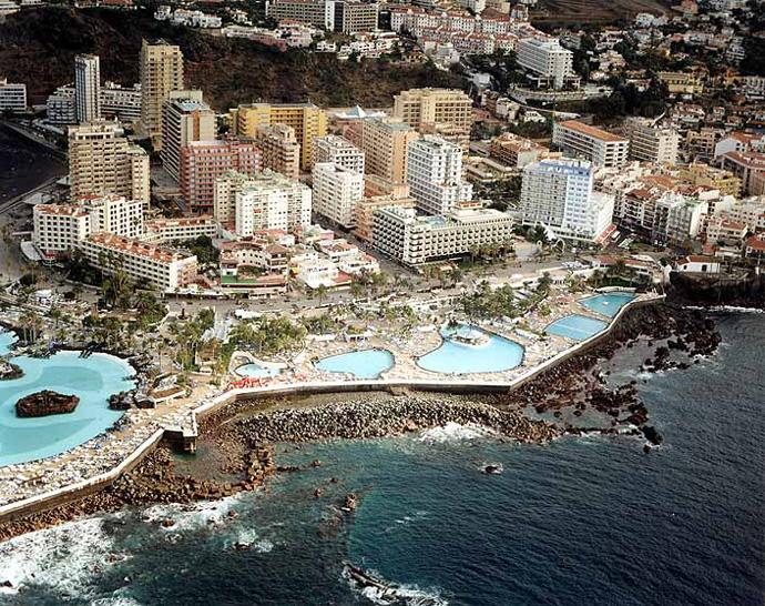 El tiempo en playa de san telmo puerto de la cruz tenerife santa cruz de tenerife islas - Hotel san telmo puerto de la cruz tenerife ...