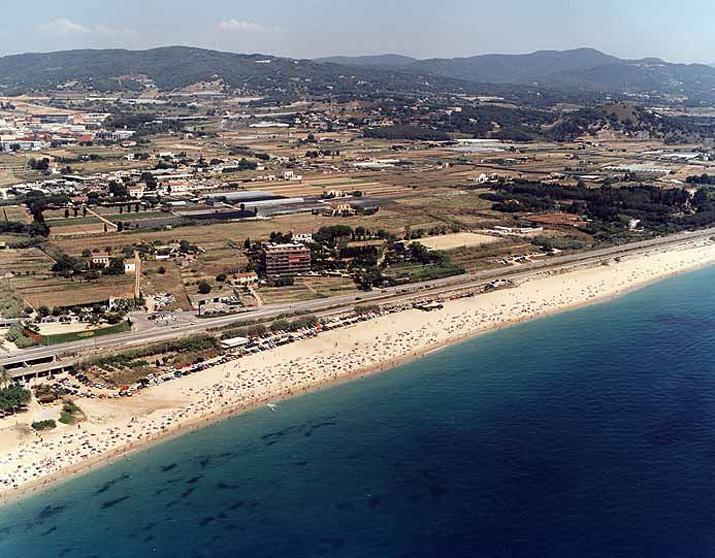 El tiempo en playa de el callao matar barcelona - Temperatura en mataro ahora ...