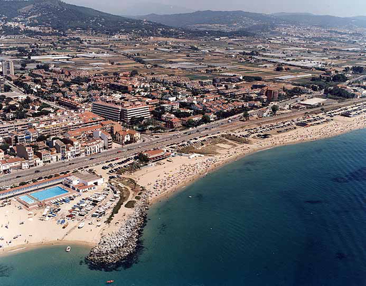 El tiempo en playa de l 39 almadrava vilassar de mar - Alquiler de pisos en vilassar de mar ...