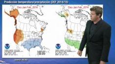 ¿Cómo será el invierno en EEUU?