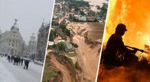El clima extremo desafía al planeta: así está siendo el devastador 2021