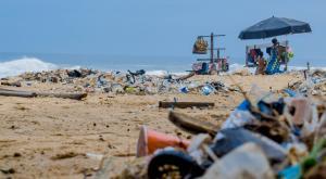 Estos son los plásticos más frecuentes en el Mediterráneo