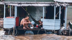 ¿Cómo se trasladará la gente por el aumento del nivel del mar?