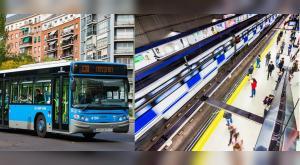 Bus o metro: ¿qué contamina más?