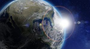 ¿Enfriar el planeta con polvo extraterrestre?