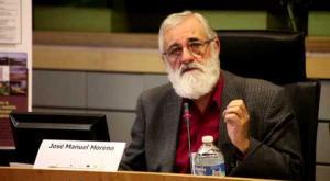 José M. Moreno, miembro del IPCC: «Un mundo 4ºC más caliente es algo que no podemos permitirnos»